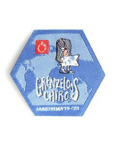 Jaarthemakenteken 2019 Grenzeloos Chiro