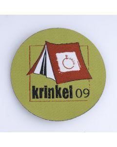 Krinkel 2009 - kenteken