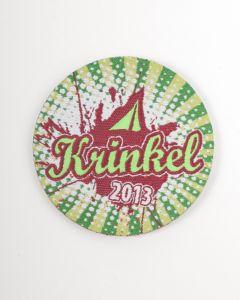 Krinkel 2013 - kenteken