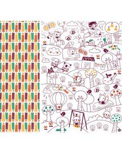 Inpak- en knutselpapier 50 x 70 cm Color Me