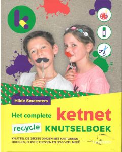 Het complete Ketnet knutselboek