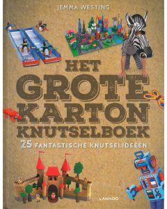 7+ Het grote karton knutselboek
