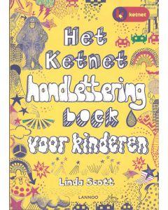 8+ Het Ketnet handlettering boek voor kinderen