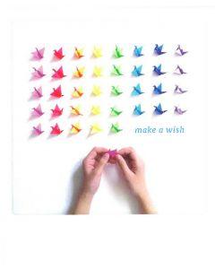 Postkaart - Make a Wish