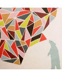 Inpak- en knutselpapier 50 x 70 cm On Ours