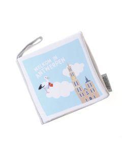 Babyboekje Welkom in Antwerpen
