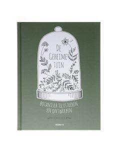 Botanisch illustreren (De Geheime Tuin)