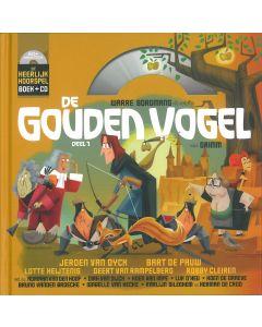 Hoorspel - De gouden vogel - boek + cd