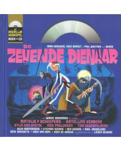 Hoorspel - De zevende dienaar + cd