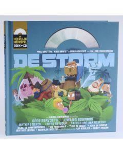 10+ Hoorspel - De storm + cd