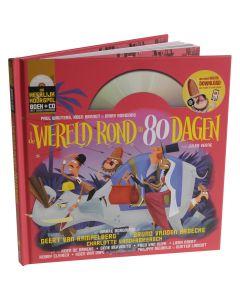 10+ Hoorspel - De wereld rond in 80 dagen + cd