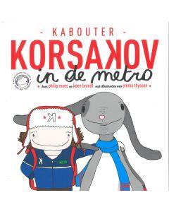 Hoorspel - Kabouter Korsakov in de metro + cd