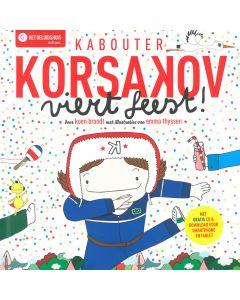 4+ Hoorspel - Kabouter Korsakov viert feest + cd