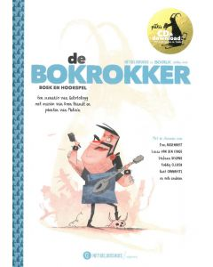 8+ Hoorspel - De Bokrokker + cd