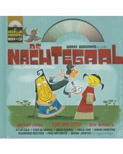 Hoorspel De nachtegaal boek + cd