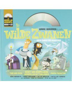 Hoorspel De wilde zwanen boek + cd