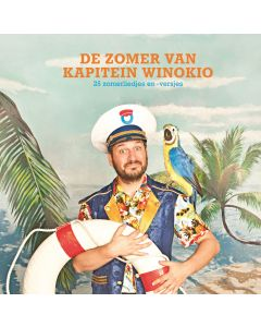 3+ De zomer van Kapitein Winokio