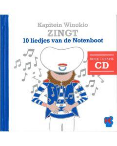 3+ Kapitein Winokio zingt 10 liedjes van de Notenboot