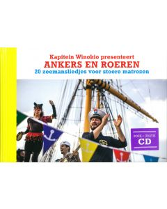 3+ Ankers en roeren, 20 zeemansliedjes +CD