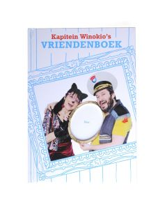 Kapitein Winokio's vriendenboek