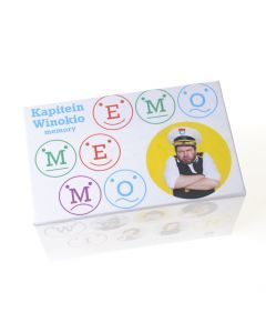 3+ Kapitein Winokio memory