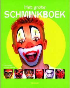 Het grote schminkboek