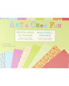 Art & Crea Fun knutselpapier