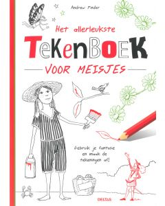 Het allerleukste tekenboek voor meisjes