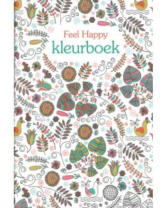 Feel Happy kleurboek