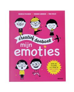Mijn emoties - creatief doeboek