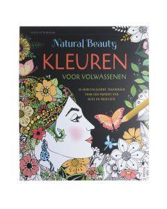Kleuren voor volwassenen - Natural Beauty