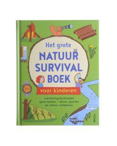 Het grote natuur survivalboek voor kinderen
