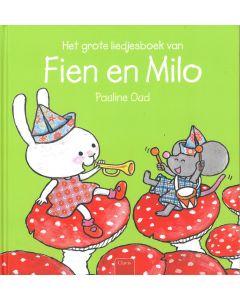 30m+ Het grote liedjesboek van Fien en Milo