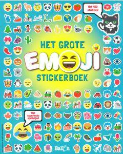 7+ Het grote emoji stickerboek