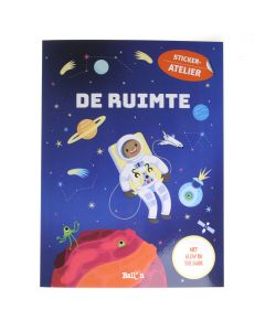 4+ Stickeratelier - De ruimte