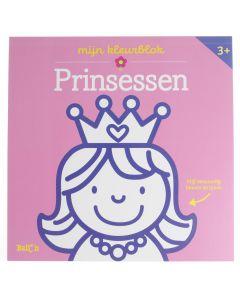 3+ Mijn kleurblok - Prinsessen