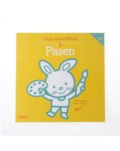 3+ Kleurblok Junior - Pasen