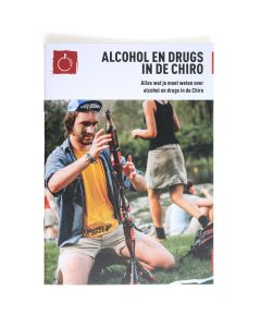 Brochure Alcohol en drugs in de Chiro