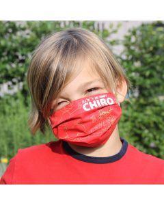 Mondmasker Chiro kind