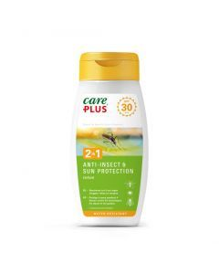 CP 2in1 Anti-Insect & Sun Protection Lotion SPF30,  150 ml