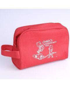 Rode toiletzak Chiro adembenemend fris