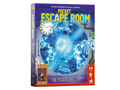 Pocket Escape Room – De Tijd Vliegt