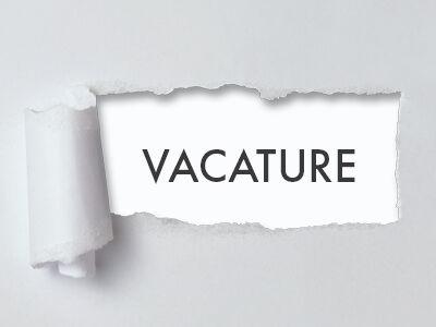 VACATURE preventieadviseur & medewerker patrimoniumbeheer (M/V/X)