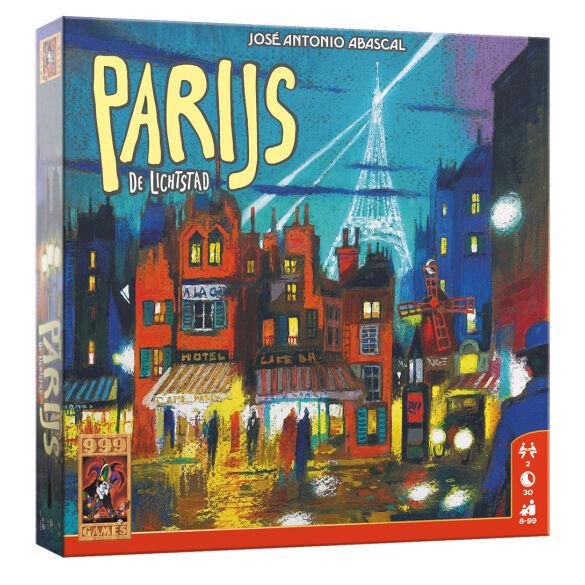 Parijs, de lichtstad