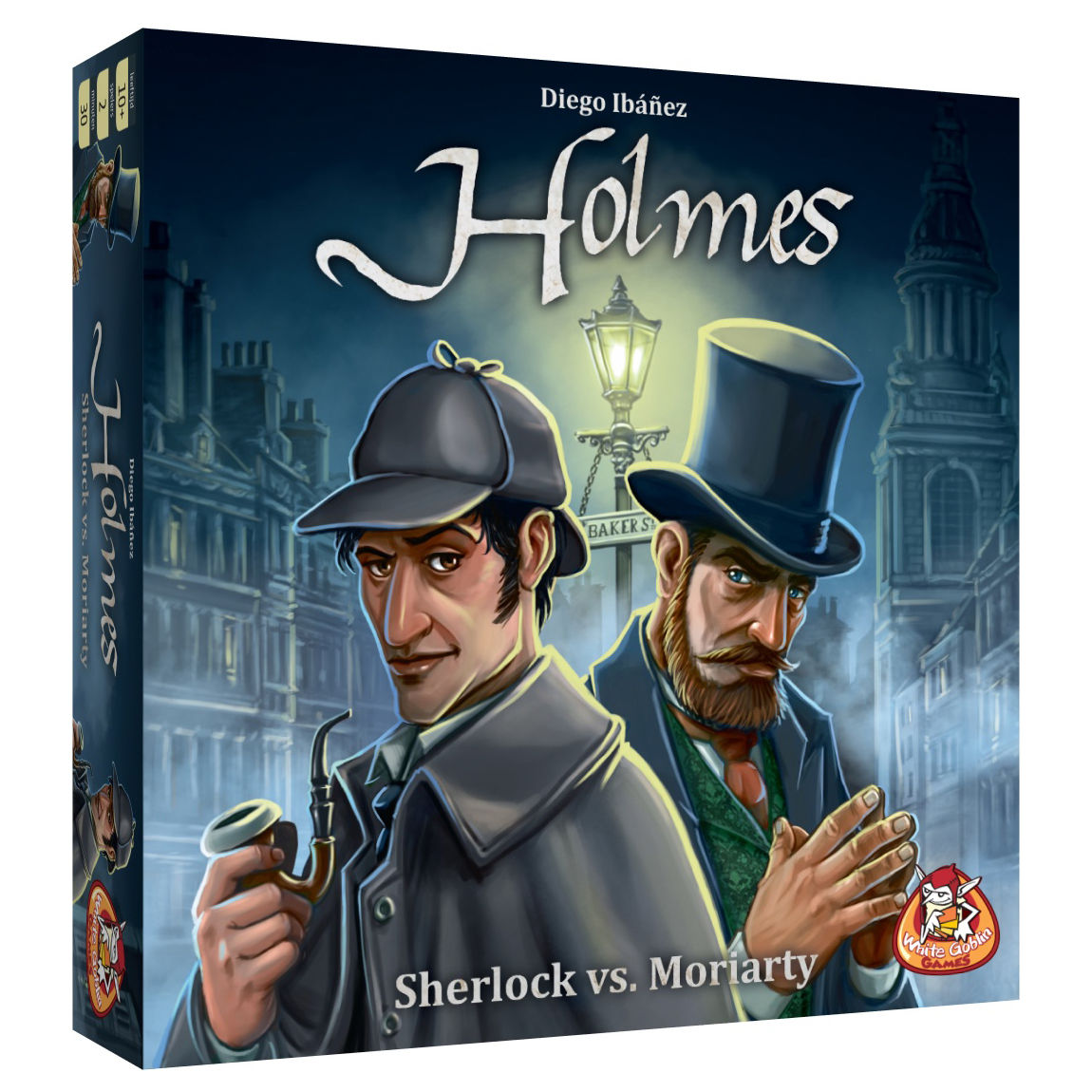 In de kijker: Holmes