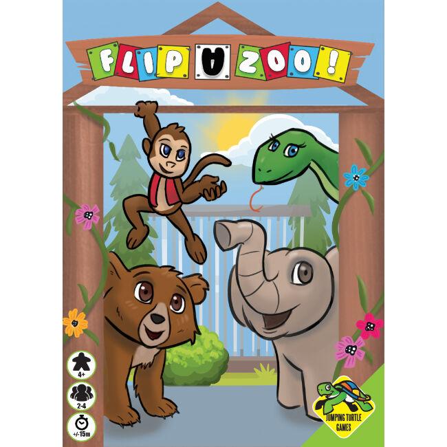 In de kijker: Flip A Zoo!