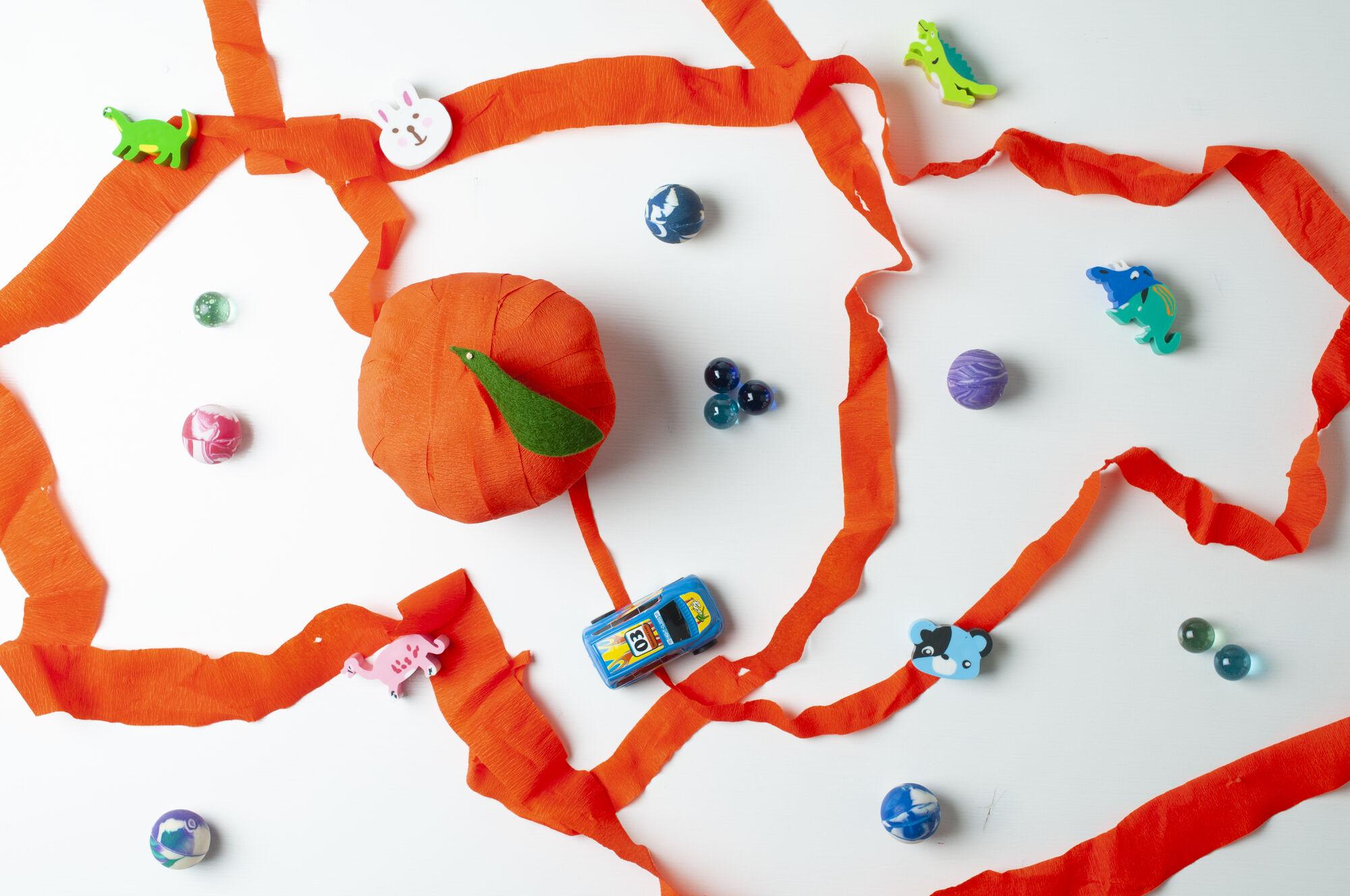 KNUTSELTIP: Sinaasappel vol verrassingen!