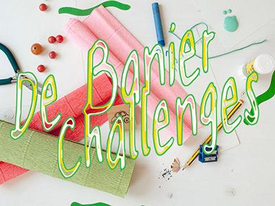 De Banier Challenges: Wegens succes verlengd!