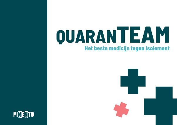 Pimento lanceert Quaranteam