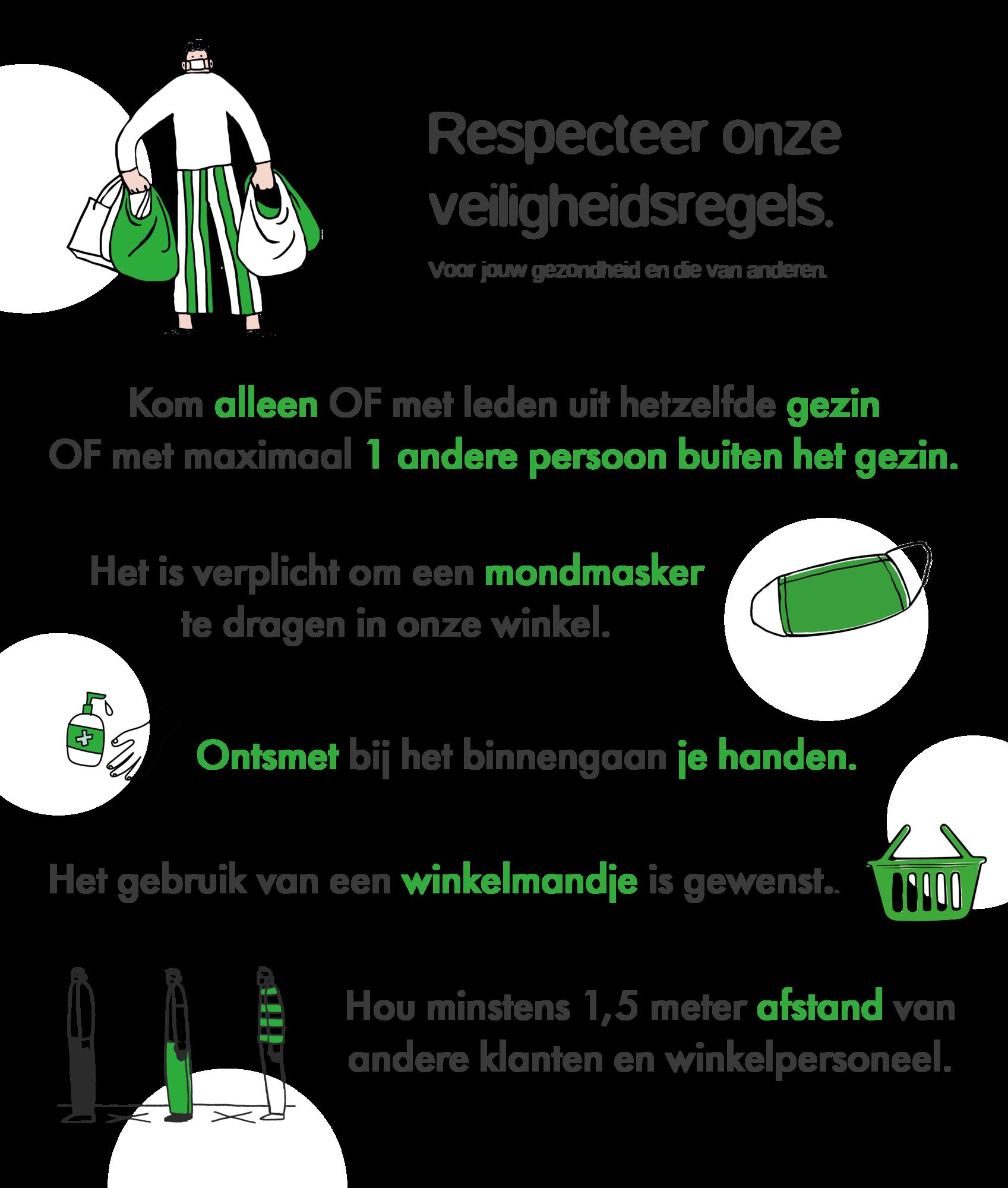 coronamaatregels